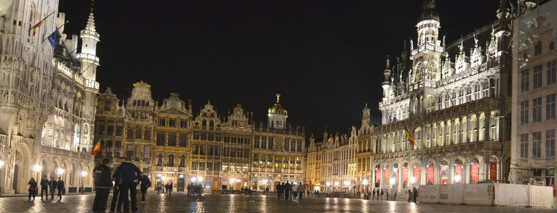 Restore Harrow Green visits Belgium