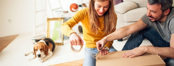Five tips for a successful house move